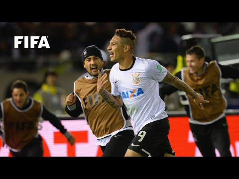 Caught - Corinthians - Chelsea, FIFA Club World Cup Cup Japan 2012: The Brazilians swiped this entertaining contest, partially thanks to some excellent goalkeeping by...