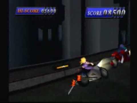 Square Enix Teases 'Final Fantasy VII G Bike' iOS Racer