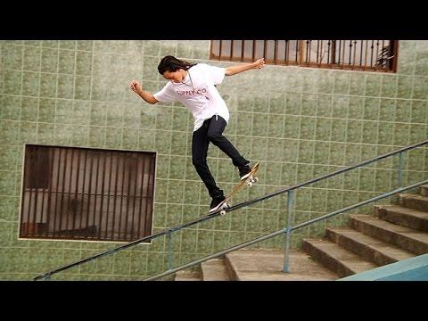 Rise & Shine: The Nyjah Huston Video (Trailer)