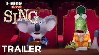 Trailer of Sing (2016)
