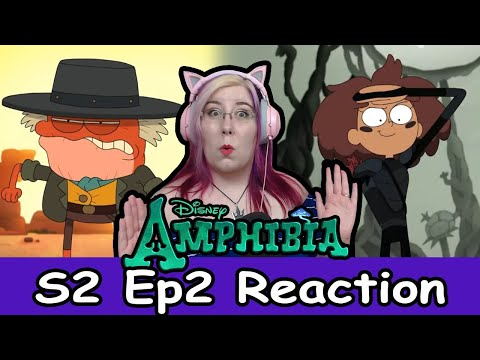 FIGHTING AND HUNTING - Amphibia Season 2 Episode 2 Reaction - Zamber Reacts