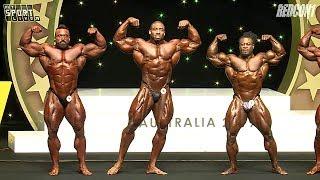 2019 Arnold Classic Australia - Video Analysis