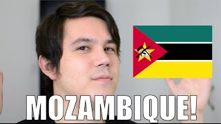 In which Stephen talks about Mozambique. SUBSCRIBE!