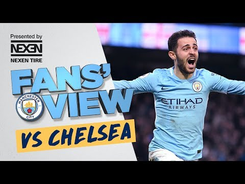Video: 'PLAYED THEM OFF THE PARK' | City 1-0 Chelsea | Fans' View