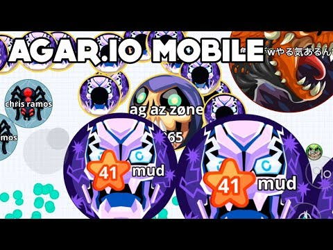 AGARIO MOBILE REVENGE! (SAVAGE CLAN)