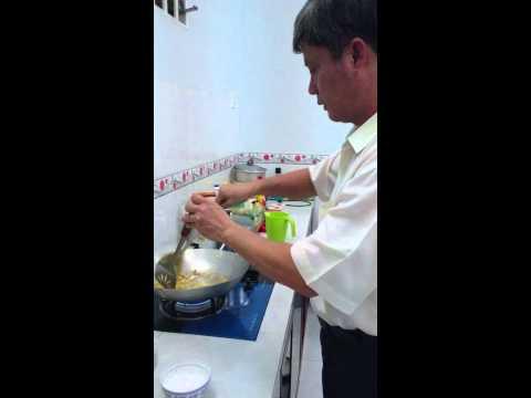 Sốt sình sịch vị ngon cách làm thịt gà xào cối cay xé lưỡi