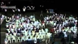 DIOS NO LLEGA TARDE--- CANTA EL HNO ISRAEL GONZALEZ...VIDEO ALABANZA DERECHOS CON GOOGLE .