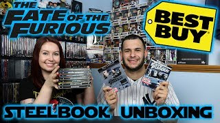 Nonton The Fate of the Furious Best Buy Exclusive 4K Steelbook Unboxing Film Subtitle Indonesia Streaming Movie Download
