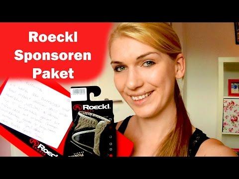 Neues Sponsoring - Wir haben Post bekommen! - Danke Roeckl Sports