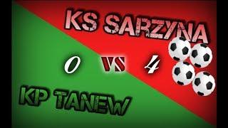 Zapraszam do oglądnięcia skrótu z ostatniego meczu KP Tanew przeciwko KS Sarzynie. Mecz ten zakończył się wynikiem 0-4,...