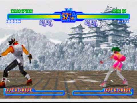Battle Arena Toshinden 2 #2