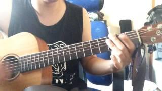 국민의 아들 - NEVER (PRODUCE 101) 기타연주 Guitar Cover코드정보 : http://chordscore.tistory.com/
