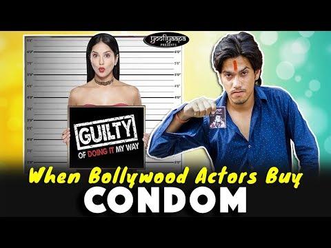 When Bollywood Actors Buy Condom || Yoofiyaapa