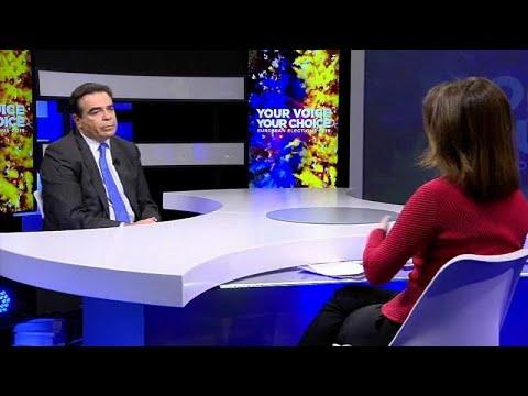 Ο Μ. Σχοινάς για τον λαϊκισμό και την μεταμνημονιακή Ελλάδα…