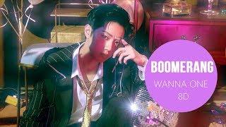 Download Lagu Wanna One (워너원) - BOOMERANG (부메랑) [8D USE HEADPHONES] 🎧 Mp3