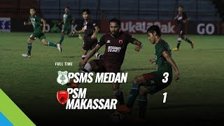 Download Video [Pekan 17] Cuplikan Pertandingan PSMS Medan vs PSM Makassar, 23 Juli 2018 MP3 3GP MP4