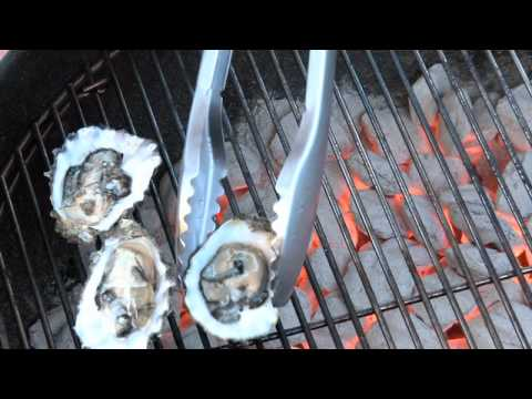 Weber's Recipe of the Week—Char-Grilled Oysters