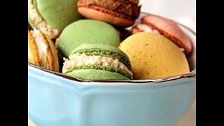 Videoricetta: come fare i macarons francesi