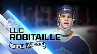 НХЛ 100: Люк Робитайл
