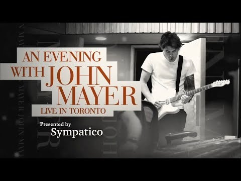 John Mayer, Live in Toronto 2009
