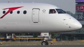 This is the newest member of the Austrian Airlines fleet. In service since a few weeks and with a very friendly crew on board.Austrian Airlines OS 257Graz Airport - Frankfurt Airport16.07.2017Departure: 18.55Arrival: 20.15Takeoff Graz Airport  GRZ  LOWGRunway 17C, 3000m x 45m AsphaltEmbraer 195LROE-LWPMSN: 558First flight: unknownDelivery date: 08.06.2017✈ check this flight on Flightradar24.comhttps://www.flightradar24.com/flight/os257✈ check this plane on Airfleets.nethttp://www.airfleets.net/ficheapp/plane-e190-558.htmLatest pictures and news also available on➤ http://www.facebook.com/aviationvideosgraz➤ http://www.twitter.com/aviation_graz➤ http://aviationvideosgraz.jimdo.com/equipment📷 Panasonic HC-V777EG-K, Velbon Videomate 638 tripod, 💿 Magix Video Deluxe 2016✈ Spotting position: Takeoff 17for all spotting places visit http://aviationvideosgraz.jimdo.com/graz-airport/spotting-places/Recorded in Full HD  1920x1080 50fps#AUA #OS257 #myAustrian #Embraer*****Welcome to my YouTube channel AVIATION VIDEOS which is focused on planespotting around the world. Minimum of 4 daily uploads:1 video from my home airport Graz, Austria1 video from an international airport like Vienna, Zurich or Amsterdam1 video from an national airport like Graz or Vienna1 video of General & Business AviationFrom time to time there will be some specials like trip reports, full flight videos or tutorials.Feel free to subscribe, comment or like! If you have any questions send me an email📧 aviationvideos@gmx.at