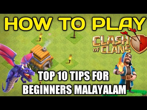 How to play clash of clans | Top Tips for beginners | Noob to pro😎