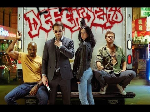 Marvel's The Defenders Full Promo