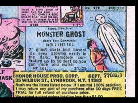 $1.25 Remote-Controlled Ghost!