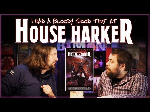 I Had a Bloody Good Time at House Harker (2016) | Comedy Horror Movie Review