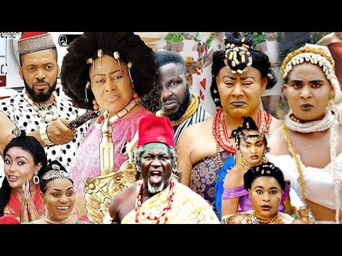 QUEEN OF THE SEVENTH RIVER COMPLETE Season 1&2- [NEW MOVIE] LATEST NIGERIAN MOVIE 2021