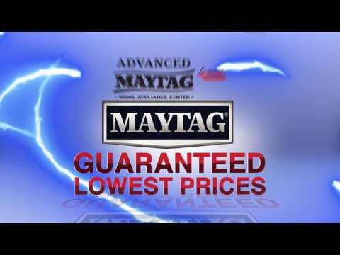 Maytag Appliances at Advanced Maytag