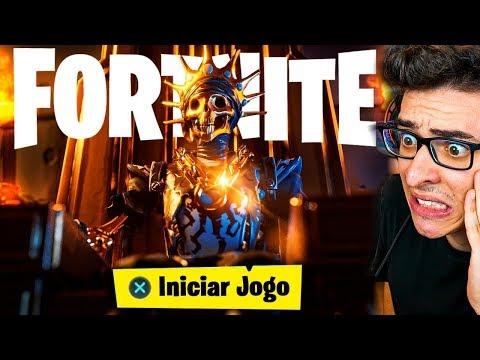 , title : 'O REI DE OURO CHEGOU! Fortnite'