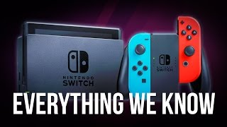 Here's everything we know about Nintendo Switch from today's Switch event in Tokyo! Don't forget to ► Like ► Comment ► Subscribe for daily gaming videos! ► F...