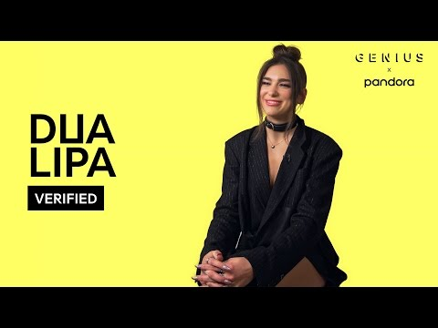 "Dua Lipa ""Blow Your Mind (Mwah)"" Official Lyrics & Meaning 