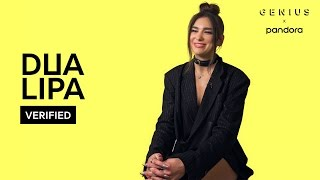"Video Dua Lipa ""Blow Your Mind (Mwah)"" Official Lyrics & Meaning 