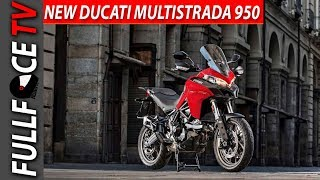 8. 2017 Ducati Multistrada 950 Specs Review