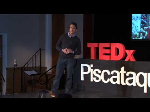 Truth and transformation: Tyler Hamilton at TEDxPiscataquaRiver