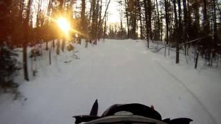 9. Ski-Doo rev 600 H.O