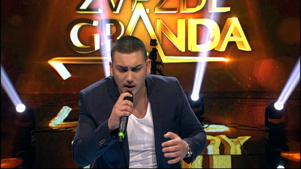 Denis Ibrahimovic – Maskenbal – Zvezde granda 2014-2015 – emisija 16 (03. 01. – muška grupa)