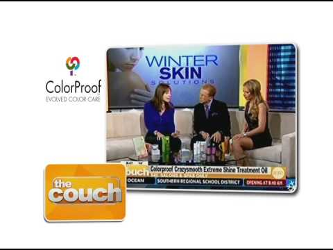 ColorProof Evolved Color Care Featured on Live From The Couch