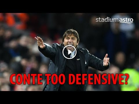Was Conte Too Defensive At Anfield? | Liverpool 1-1 Chelsea | Astro SuperSport