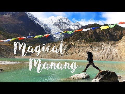 Magical Manang: A Journey from Kathmandu to Manang