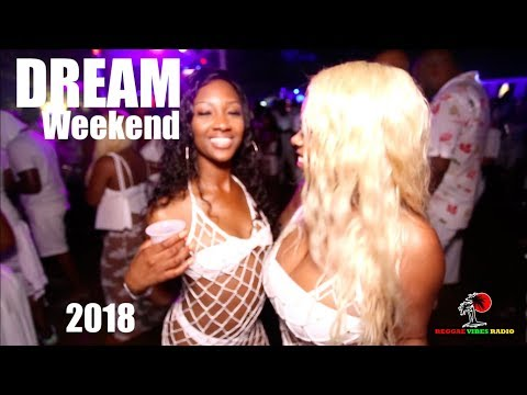Dream Weekend DISCOUNT Daydreams all white party (2018) - Dream weekend discount code REGGAE