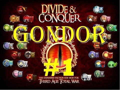 Third Age DaC Campanha Gondor 1