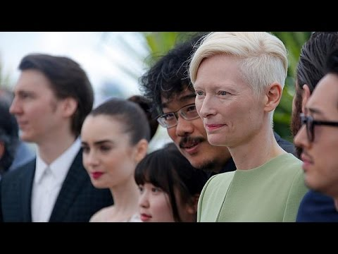 Cannes film festival: Netflix movie Okja marred by boos and technical problems