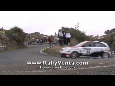 Rally Santa Brigida 2012