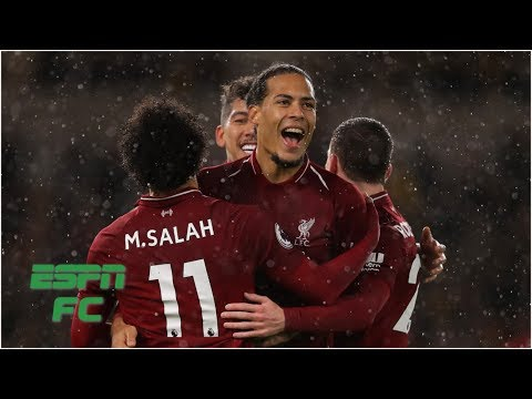 Virgil Van Dijk Vs. Wolves Was Most 'complete And Composed' Performance In Memory | Premier League
