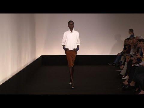 Hermès Spring Summer Women Collection 2013 in Paris (novoice)