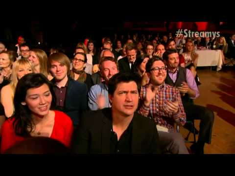 Streamys 2013, Ken Marino, Best Male Performance: Comedy, Acceptance Speech