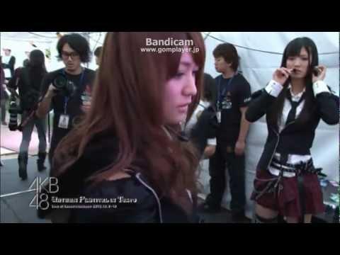 【AKB48】高橋みなみリーダー失格!!ヤンキー大島優子に説教